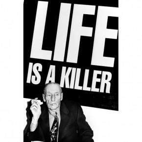 William S Burroughs - « Language is a virus »