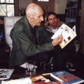 Burroughs en Cobain