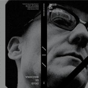 Nieuw! DEM n° 148 William S. Burroughs + VINYL SINGLE CENTRAL
