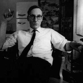 Filmpje: interview met Burroughs