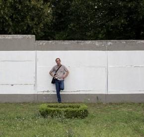 Will Self doet de Berlijnse Muur