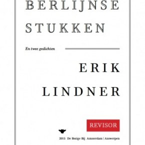 Erik Lindner, 'Berlijnse stukken' - gratis download
