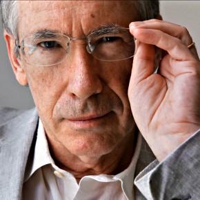 Jamal Ouariachi interviewt Ian McEwan