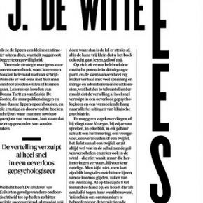 'J. De Witte' anno 1999