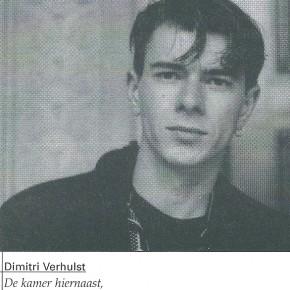 Debuteren in Vlaanderen (4): Dimitri Verhulst en Erwin Mortier