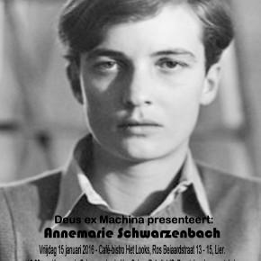 Deus Ex Machina presenteert: Annemarie Schwarzenbach