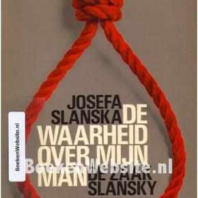 Praagse lente: recensie Josefa Slanska: De Waarheid over mijn man- de zaak Slansky